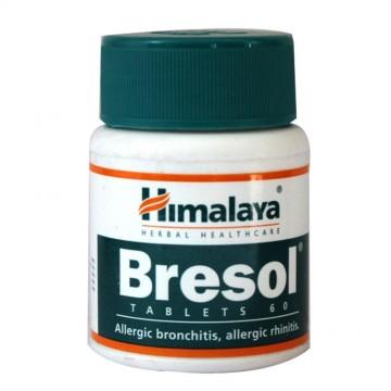 Himalaya Bresol 60 Tab