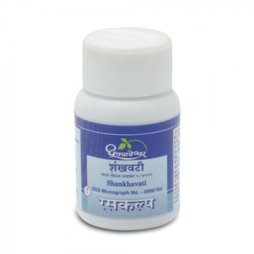 Baidyanath Shankh Bati 10 Gm