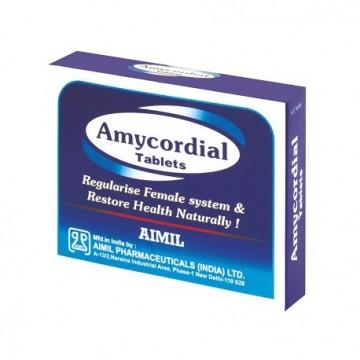 Aimil Amycordial Tab 30 Tab