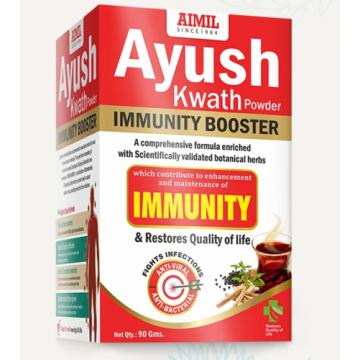Aimil Ayush Kwath Aimil 90Gm