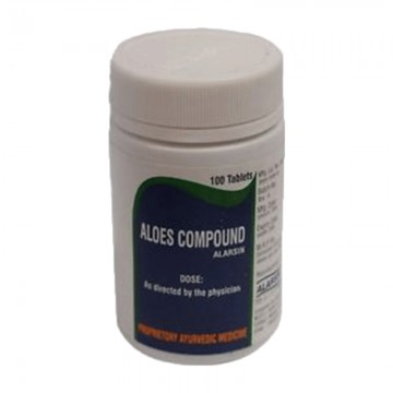 Alarsin Aloes Compound 100 Tab